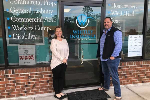 whitley insurance services